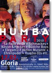 wir singen humba
